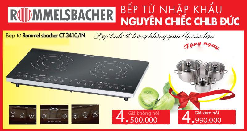 bếp từ rommelsbacher ct 3410/in