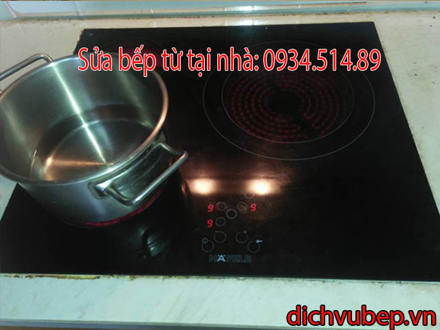 Chuyên sửa chữa bếp từ tại quận Long Biên, Hà Nội