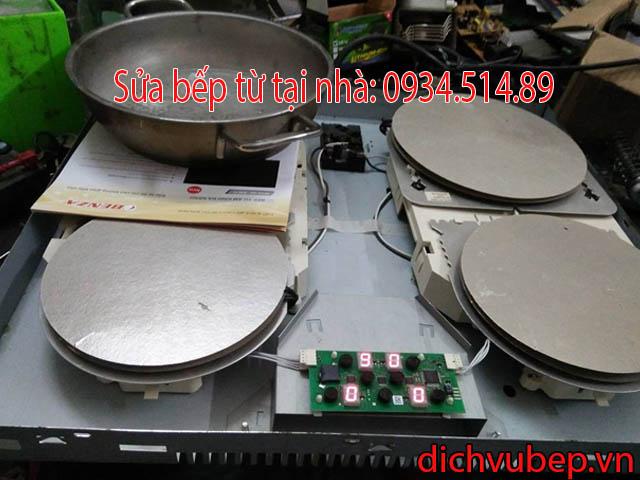 Địa chỉ sửa bếp từ tại nhà tại Thanh Trì, Hà Nội