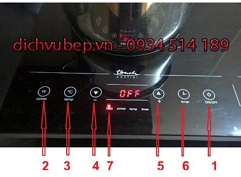 Lưu ý khi sử dụng bếp từ Rommelsbacher CT 3410