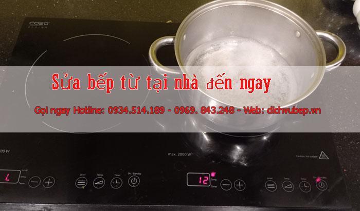 báo giá sửa bếp từ tại nahf