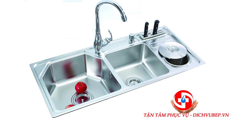 Sửa máy chậu vòi rửa bát tại nhà