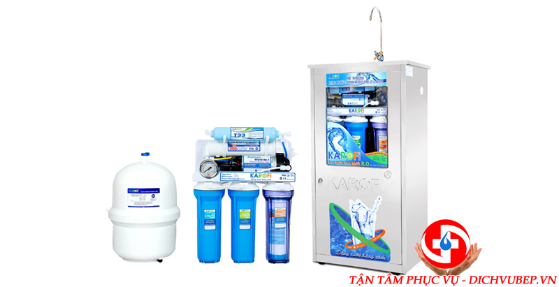 Sửa máy lọc nước tại hà nội