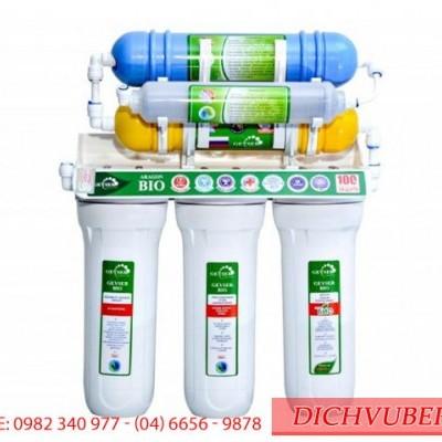 Máy lọc nước Geyser NANO- BIO ( 6 cấp lọc)
